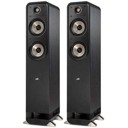 Polk Signature S55e High Resolution Home Theatre Tower Speakers, Pair