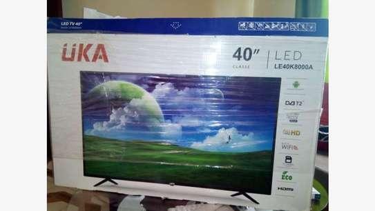 "Uka 40"" new smart tv"