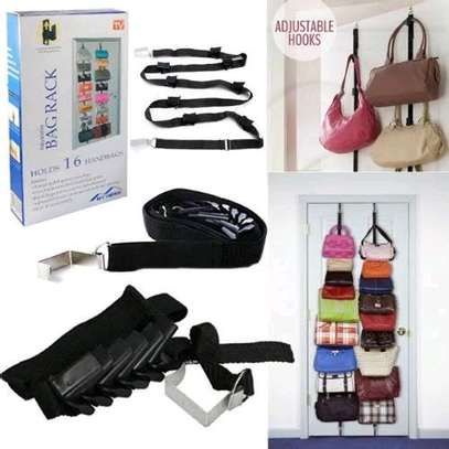 16 pair handbag holder image 1