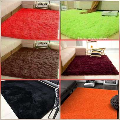 High quality, soft fluffy carpets image 1