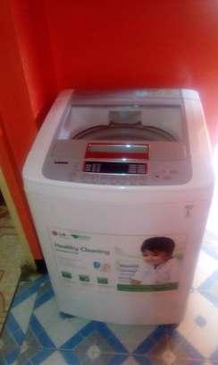 LG Turbodrum Washing Machine image 5