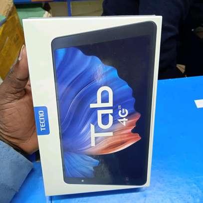 Tecno Tablet 32gb 2gb ram 4G network, 5000mAh Battery+1 Year warranty image 1