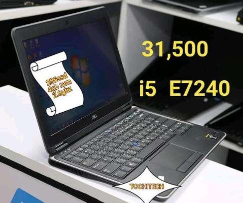 New Laptop Dell Core i5 E7240 image 1