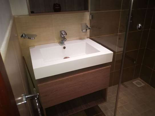 Furnished 2 bedroom apartment for rent in Kileleshwa image 9