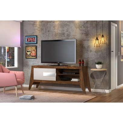TV Stand Unit For Up To 55' TVs - DJ Moveis - Avila image 1
