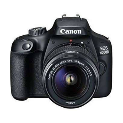 Canon EOS 4000D 18MP Wi-Fi With 18-55 Lens image 1