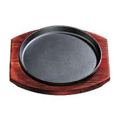 Sizzling pan image 1