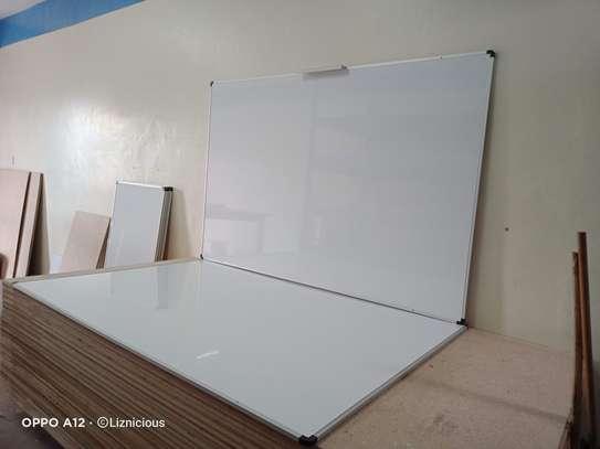 dry erase whiteboard 8*4ft image 1