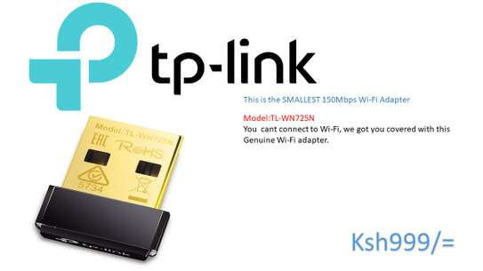 Wi-fi-Adapter TP Link