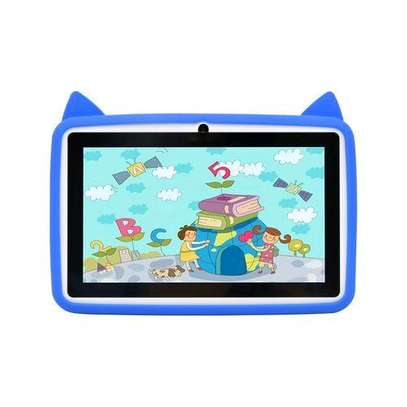 Wintouch K75 Tablet - 7 inch, 8GB, 512MB RAM, WiFi, Blue+ free watch