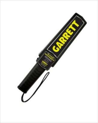 Garrett Super Scanner Hand Held Metal Detector, image 1