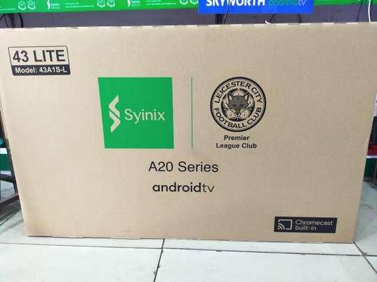 43 inch Synix smart  Digital  Led television image 1