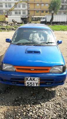 Very clean Toyota starlet on sale