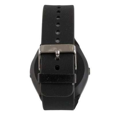 Y1 Smart Phone Watch With Free Bluetooth - Black image 2
