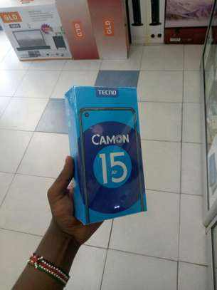 Tecno camon 15 air image 1