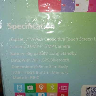 C-Idea Kids Tablets 16gb 1gb ram+ Wifi Support(in shop) image 2