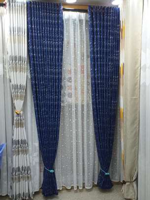 STUNNING SHEERS AND CURTAINS PER METRE @1200/= image 2