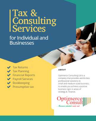 Accounting ,Audit & Tax services
