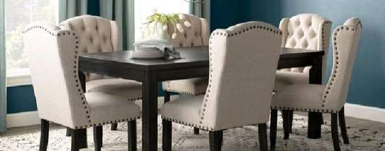 dining set/dining tables/six seater dining set image 1