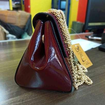Maroon smart designer sling bags image 1