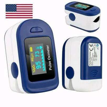 Oxygen monitor pulse oximeter image 4