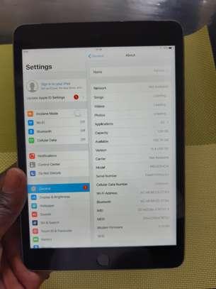 Ipad 3 mini wifi and cellular 128gb image 5