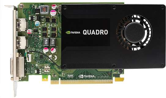 Nvidia Quadro K2200 4GB Graphics Card image 2