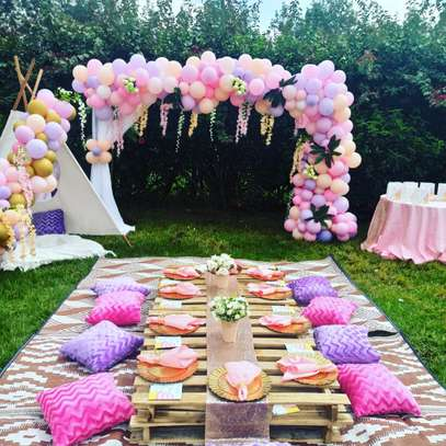 Picnic themed parties image 1
