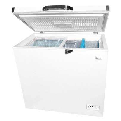 Ramtons CF/232 - 190L Freezer + Icepak Ext Condenser - White image 2