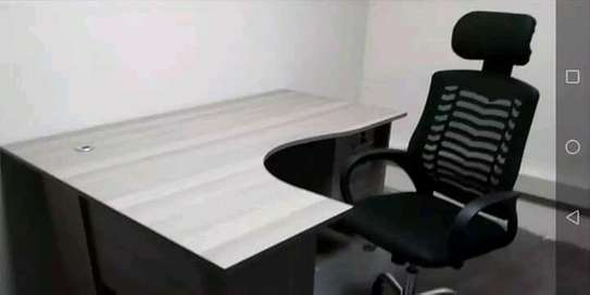 Executive quality office desk/ tables image 2