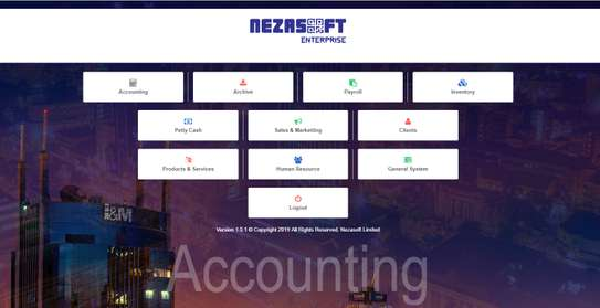 Online fully integrated Accounting, Payroll, Billing and HRM Software image 4