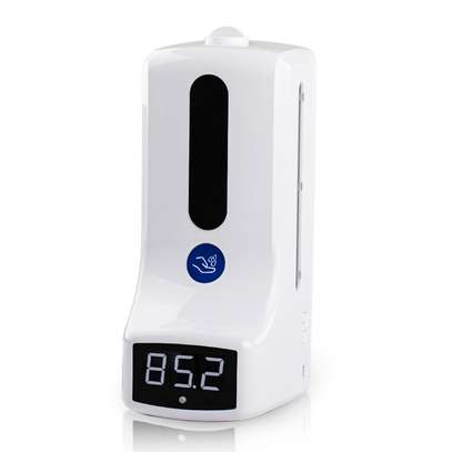 K9 Automatic SOAP SANITIZER Dispensers Thermometer In Nairobi CBD image 1
