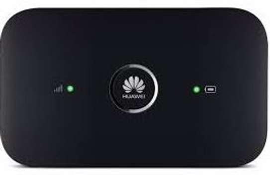 Unlocked Huawei 4G LTE Universal Pocket Mifi Wifi Router INCLUDING FAIBA image 1
