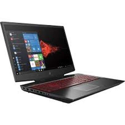 HP OMEN 17-an133TX Gaming Laptop 8th Gen Core i7-8750H 16GB RAM 1TB HDD + 512GB SSD NVIDIA GeForce GTX 1070 4GB GDDR6 Graphics 17.3 Inch Display With Backlit Keyboard (4ME13PA) image 2