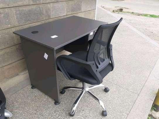 Desk plus a chair image 2