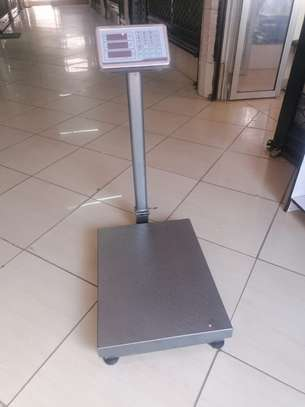 300KGS Heavy Platform Weighing Scale image 1