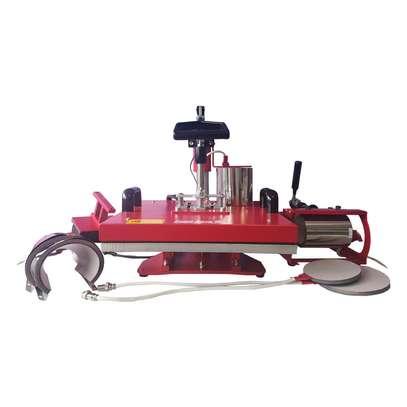 "Super Deal Newest 12"" X 10"" Heat Press Machine image 1"
