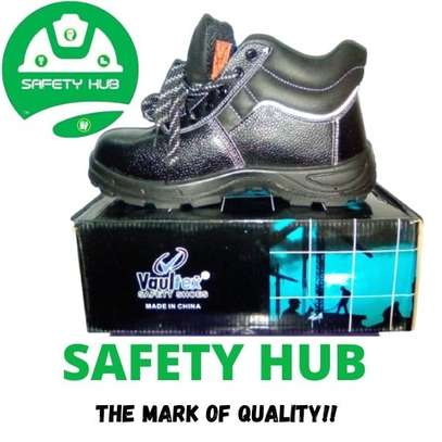 Vaultex industrial safety boots image 1