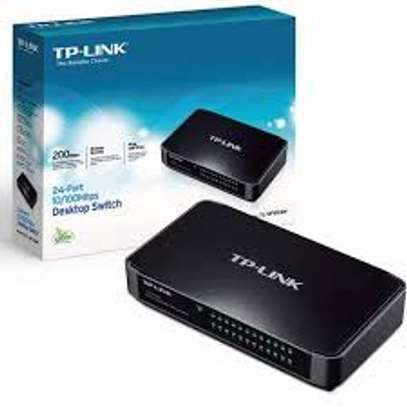 TP-Link 24-Port Desktop Switch TL image 1