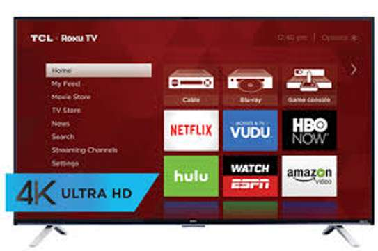 TCL 65 Inch Android 4k Tv with Onkyo Sound Bar