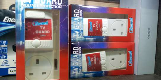 Tv Guard Voltage Protection 13amp