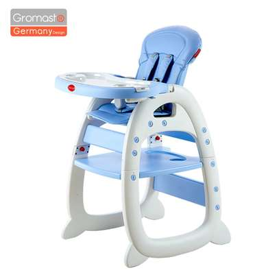 3-in-1 Baby Dining Chair Seat Multifunctional Child Seat Children Eating Table Chair Infant Feeding Chair image 3