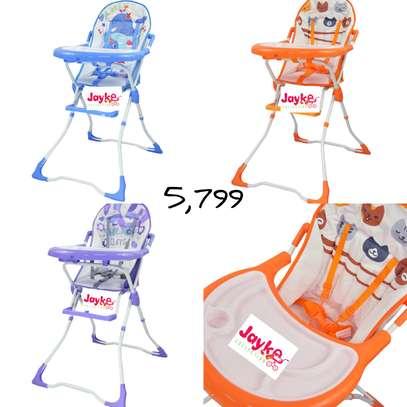 Kids Feeding chairs image 1