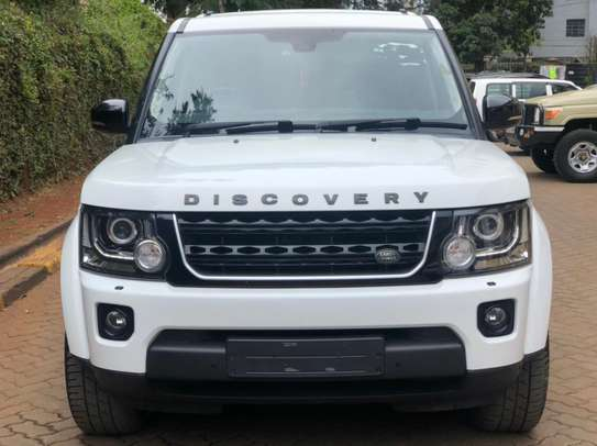 Land Rover discovery image 1