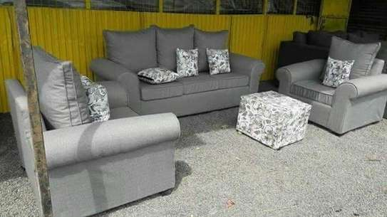 5 Seater Sofa Set image 1