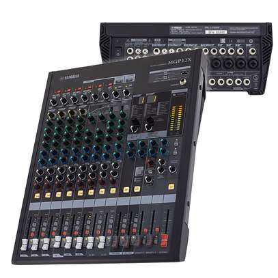 Powered mixer Yamaha MGP12X image 1