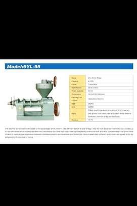 Brand new oil expeller image 3