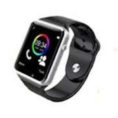 Smartwatch B702 - 1.54 - 0.3MP Camera - Smart Watch Phone - Silver image 2