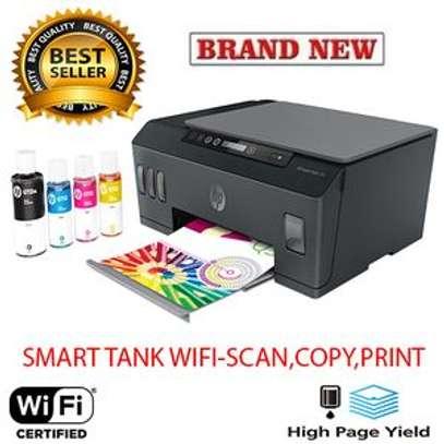 HP SMART TANK 500 WIRELESS-Color Scan,Print,Copy image 1
