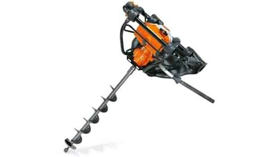 brand new hawk king earth auger.